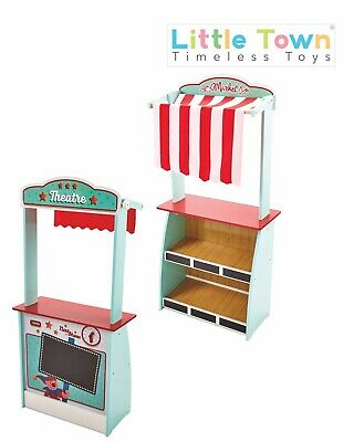 Reversible Play-Shop / Theatre, Excellent Condition *** • 50£