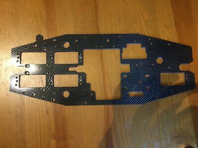 Losi Lst Carbon Fiber Main Chassis Top Plate • 70£