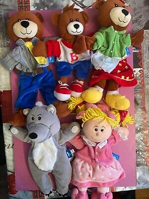 Hand Puppets From Fiesta Crafts   • 8.50£