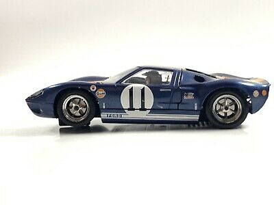 Scalextric C2755 Ford GT40 No 11 Unboxed • 27£