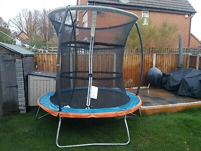 Trampoline 8ft Used • 30£