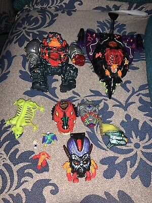 Mighty Max 1990s Vintage Job Lot Bundle Including Blast Magus • 10.55£