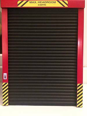 1/10 Scale Roller Shutter Door  Diorama Open Or Closed • 29£
