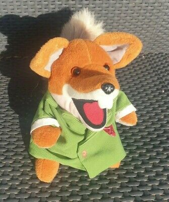 Basil Brush Hand Glove Puppet C2003. Very Good Condition. Sound Just Working.  • 9.99£