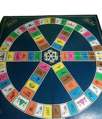 Trivial Pursuit BOARD ONLY Replacement  • 5.99£