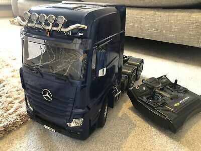** Mercedes Actros 3363 1/14 Truck - MFC03 - Carson Remote Gear ** • 690£