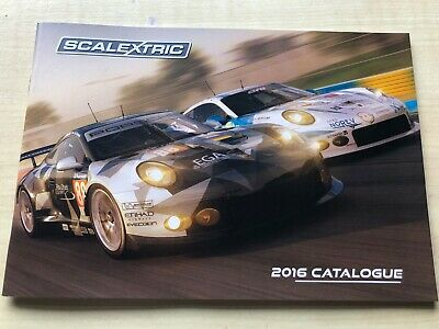 Scalextric Catalogue 2016 ... • 3.99£