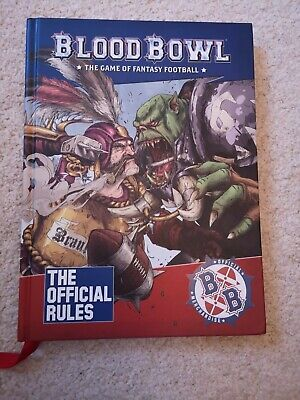 Bloodbowl BB2020 Rules Book • 20£