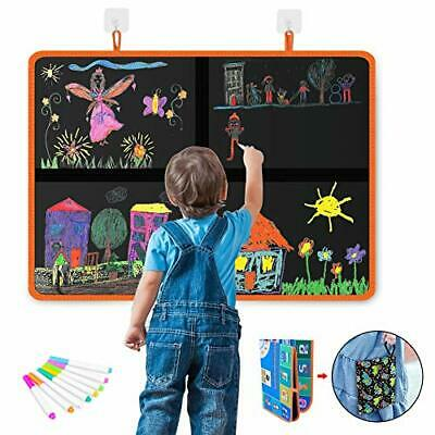 DX DA XIN Erasable Doodle Mat Writing Drawing Board Mat Large Size 56 X 40cm • 15.99£