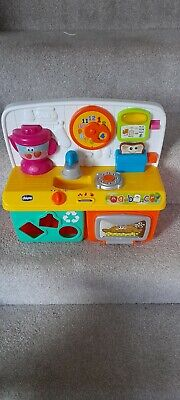 Chicco Talking Kitchen With No Accessories. Musical Toy French And English  • 1£