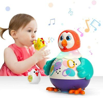 INSOON Baby Musical Toys Dancing Hen With Music Sound Effects And...  • 31.89£