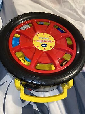 Vtech Toot Toot Drivers Car Carry Case And 6 Vehicles • 12£