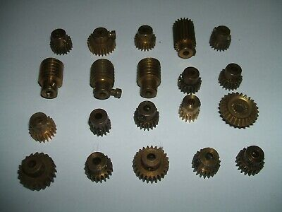20 * Meccano Cogs And Gears • 9.75£