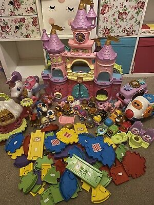 Vtech Toot Toot Big Bundle • 60£