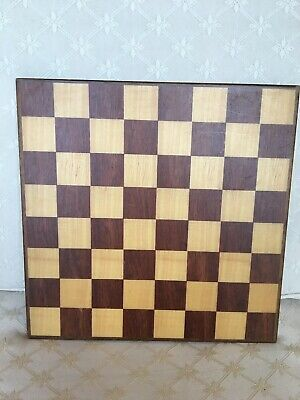 Chess Board Only Wooden • 10£