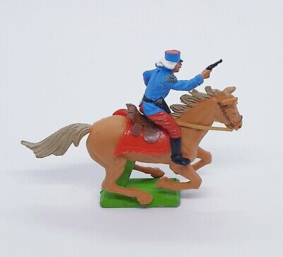 Britains Deetail Mounted French Foreign Officer Figure With Pistol - Ref 804 • 12.50£