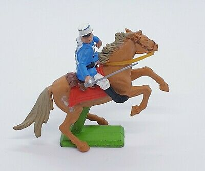 Britains Deetail Mounted French Foreign Legionnaire With Sword By Side - Ref 805 • 12.50£