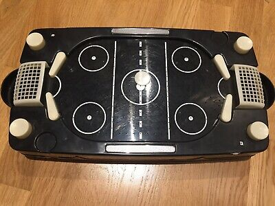 Night Glow Air Hockey Game (Battery Operated) • 1.50£