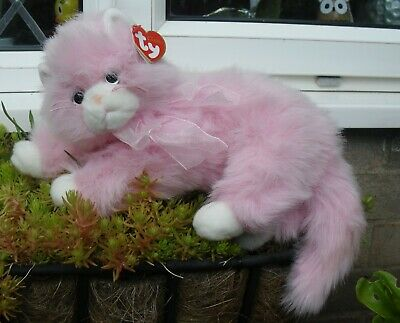 LOVELY TY   Classic Cat      Muffet     With Tag 2006 • 14.99£