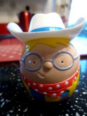 Milky Bar Weeble • 4.99£