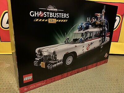 LEGO Ghostbusters Ecto-1 NEW, Factory Sealed Box 10274 • 210£