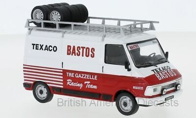 Fiat 242 Rally Support Van -  Bastos - Tre Gazzelle Racing Team  Ixo Rac 292x  • 36.99£