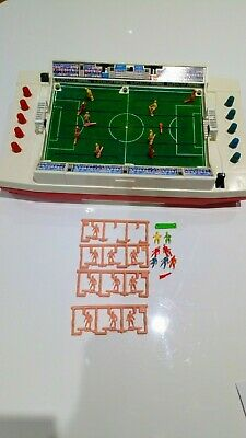 Tomy Electric Super Cup Football Game 1980s Boxed - Spare Base And Players • 13.80£