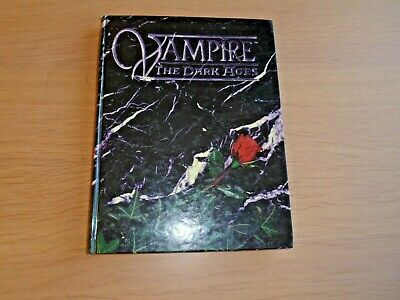 Vampire : The Dark Ages Ww2800 – Core Rules Book / Rulebook     • 9.99£