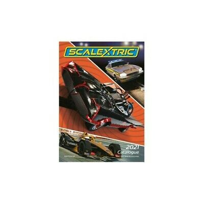 Scalextric 2021 Catalogue • 8.99£