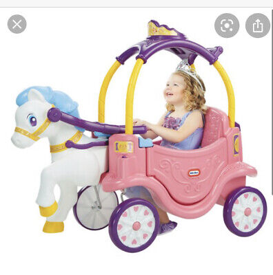 Little Tikes Princess Horse And Carrage  • 50£