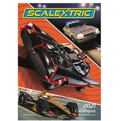 Scalextric 2021 Catalogue • 9.19£