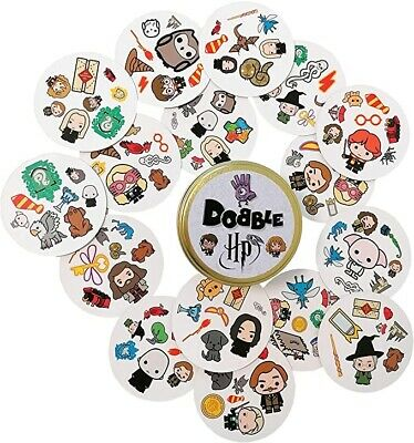 Harry Potter Dobble Card Game • 5.30£