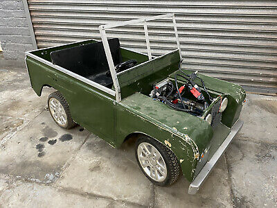 Toylander Landrover,based On 8mph Mobility Scooter. Needs Finishing / Project • 235£