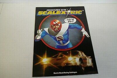 Scalextric Electric Model Racing Catalogue 15th Edition 1974 -USED Read More • 4.90£