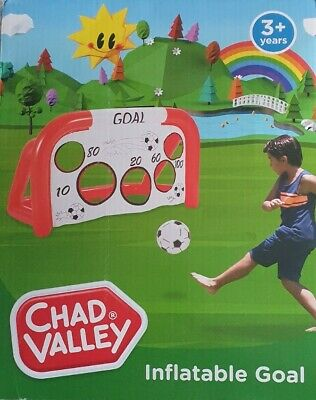 Chad Valley Inflatable Goal Set • 13.99£