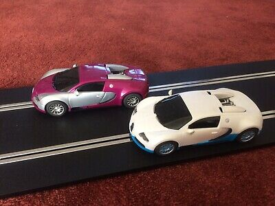 Scalextric Digital Extended Bugatti Set In Excellent Condition • 135£