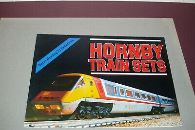 hornby Train Sets 1981 Brochure Used Read More • 6.50£
