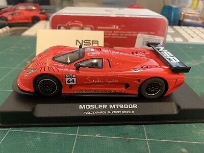 NSR Mosler Slot Car  De-Tuned  With Ninco NC5 Motor BRAND NEW HOME RACERS • 44.80£