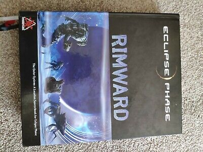 Eclipse Phase Rpg - Rimward Source Book • 10£