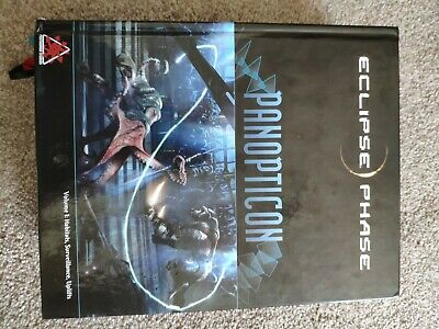 Eclipse Phase Rpg - Panopticon Source Book • 10£