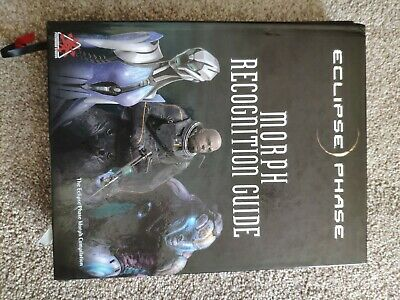 Eclipse Phase Rpg - Morph Recognition Guide • 10£
