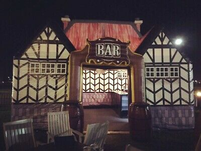 Inflatable Pub Availabe To Hire. The Orginal As Seen On ITV.  • 295£