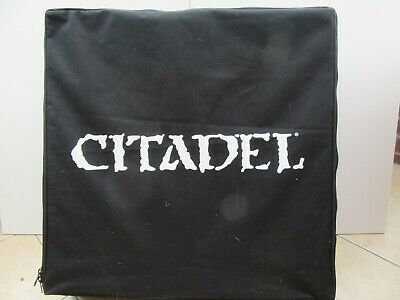 Warhammer Citadel Realm Of Battle Gaming Board. Full Set. With Bag & All Clips • 100£