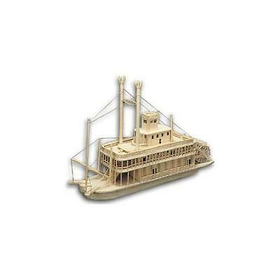 Matchmaker Riverboat Matchstick Craft Kit MM04 • 14.95£