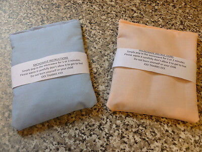 Replacement Wheat/heat Bag For Soft Toys - Microwavable- Or For Pain Relief • 2.50£