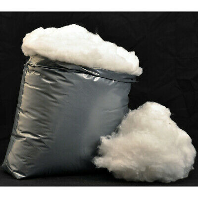 Soft & Pure HollowFibre For Stuffing / Filling Stuff Toys Pillows Pet Bed Etc • 8.49£