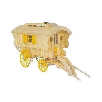 Match Craft Ledge Caravan Matchstick Kit 11497 • 17.95£