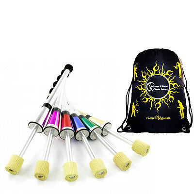 Henrys NITE FLITE Fire Juggling Torches (Price Per Torch!) + Travel Bag  • 36.90£