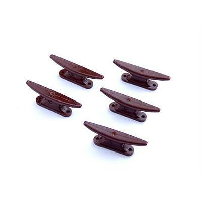 10 X Aero Naut Plastic Cleats 8mm Length For Model Boats • 8.95£