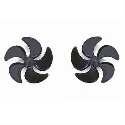 Graupner 5 Blade 40mm Propeller  Left & Right Twin Pack For Model Boats • 9.95£